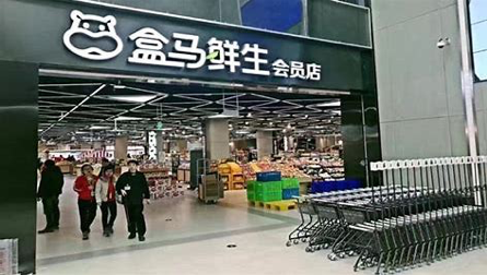 HOW E-COMMERCE IS CHANGING GROCERY SHOPPING IN CHINA