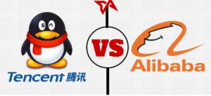 Tencent vs Alibaba